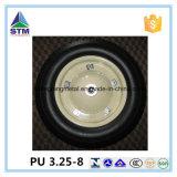 PU Foaming Rubber Wheel Size 3.25-8