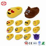 Grimace Yellow Emoji Slipper Soft Plush Cute fashion Shoe Toy