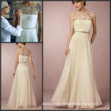 Beaded Bridal Gowns Beach Customized Wedding Dresses Z8035