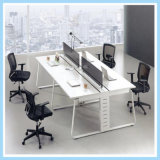 Modern L-Shape Office Furniture Call Center Workstation