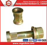 Color Zinc Auto Bolt and Nut with Competitive Price