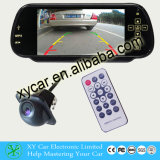 7inch TFT LCD Rearview Car Monitor Rear Mirror with Camera
