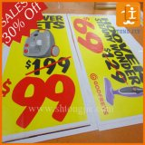 Wholesale Outdoor Advertising PVC Vinyl Banner for Promotion (TJ-46)