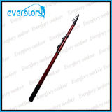 Classic Red Mixed Caron Tele Spin Rod