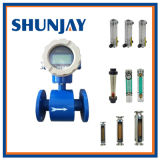 Glass Tube Electromagnetic Flowmeter
