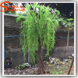 Artificial Decorative Christmas Weeping Green Willow Trees