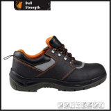 Industry Leather Safety Shoes with Ce Certificate (Sn1626)