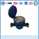 High Accuracy Single Jet Domestic Water Meter (DN15-DN32)