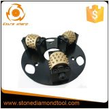 Stone Bush Hammer for Litchi Surface Grinding
