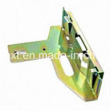 OEM Pricision Yellow Zinc Plating Small Metal Stamping