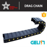 Nylon Engineering Towline Heavy Loading Cable Drag Chain for Cutting Machine