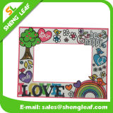 Soft Rubber Customized High Quality Fashion Photo Frame (SLF-PF003)