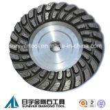 Stone Diamond Disc Cup Grinding Wheel
