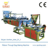 Continuous Rolled Garbage Bag Making Machine