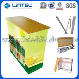 Locked Promotion Counter Plastic Pop up Display Table (LT-09B)
