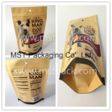 Kraft Paper Stand up Zipper Pouch/ Doy Pouch