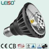E27/E26/B22 80ra/98ra CREE Chips LED PAR30 for Best Selling Item