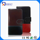 Genuine Leather Mobile Case with Card Bag (C003)