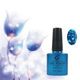 New Popular Color Glitter Three Step UV Gel Nail Polish