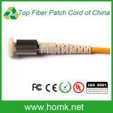 D4 Optical Fiber Connector Singlemode