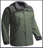 Wholesale Wind-Proof Double-Collar Outdoor Jacket for Men