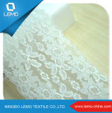 Elastic Nylon Lace Trimming/ Stretch Lace Elastic Trim for Lingerie