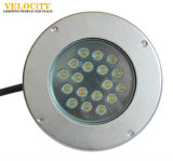 24V 18W/36W High Power Color Changing IP68 LED Pool Light with Ce