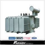 Low Losses Dyn11 Onan Power Line 60mva 110kv Transformer
