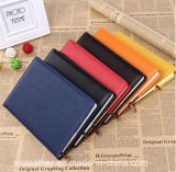 Colorful PU Leather Writing Memo Student Journal Notebooks