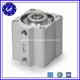 Cq2 Sda Series Pneumatic Double Acting Compact Pneumatic Air Cylinder