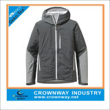 Mens Hiking Windproof Waterproof Soft Shell Rain Jacket for Winter