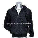 100% Polyester Men′s Windproof Jacket