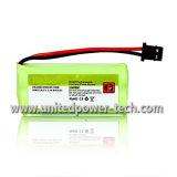 Rechargeable NiMH AAA*2 2.4V 800mAh Cordless Phone Battery