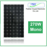 High Efficiency A Grade Monocrystalline Solar Panels 270W