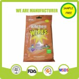 Spunlace Nonwoven Soft Easy Cleaning Kitchen Wipe