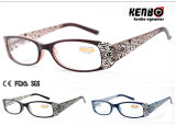 Hot Sale Fashion Reading Glasses, CE, FDA, Kr5127