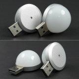Mini 4 LED Bulb Light Lamp Attached on Any USB Port