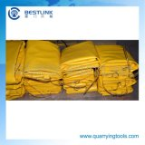 Quarry Block Air Bag Pushing Unit for Marble and Granite