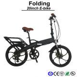High Quality Kenda Fat Tire Folding Mini Bike Pedelec Electric Bike Electric Bicycle (TDN08Z)