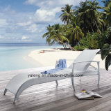Classic Design Outdoor Furniture Hotel Using Chaise Lounge Swing Pool Lounge