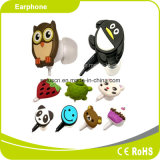 Promotion Cartoon Phone Accessories Mobile Best Earphone