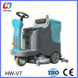 Electric Floor Scrubber Vacuum Cleaner (HW-V7)