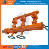 Cementing Plug Container 4145h Alloy Steel Cement Head