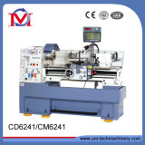 China Hot Sale High Precision Gap Bed Lathe Machine (CD6241)