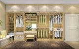 Popular Modern Wardrobe Designs 2017 Mirror Bedroom Furniture Set (zy-051)