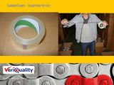 Gummed Tapes Inspection and Quality Control Service in China