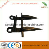 Kubota Combine Part 86615982 Forged Double Knife Guard