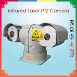 PTZ Outdoor IR Laser Camera with 808nm (400m Day 300 Night)