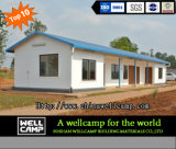 Uganda Project Modern Modular Prefabricated Villa for Hotel