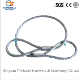Rigging Hardware Steel Wire Rope Rigging/ Leg Riging